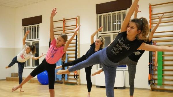 Program GYM DANCE od veljače u Sokolu!