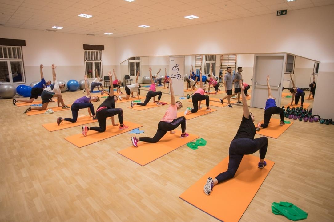Započeli upisi u sve programe treniranja u Sokol Centru!
