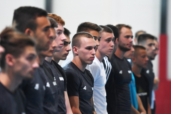 Mađarević: Veselimo se povratku u borilište!