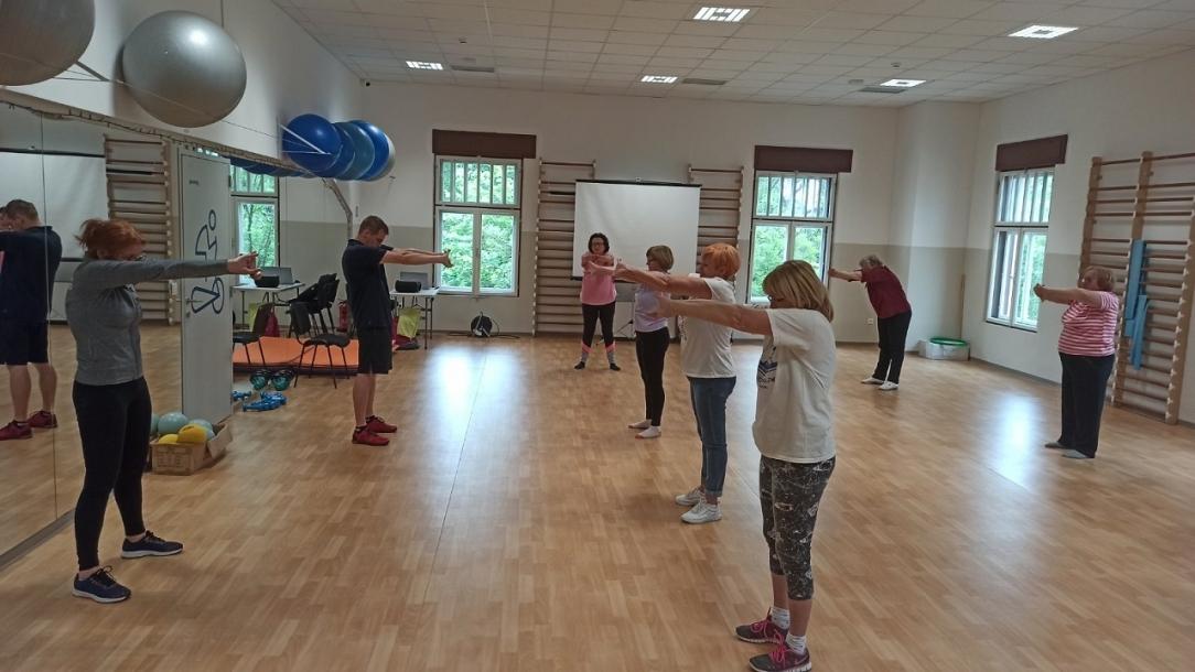 Zlatne godine: Započeli besplatni treninzi