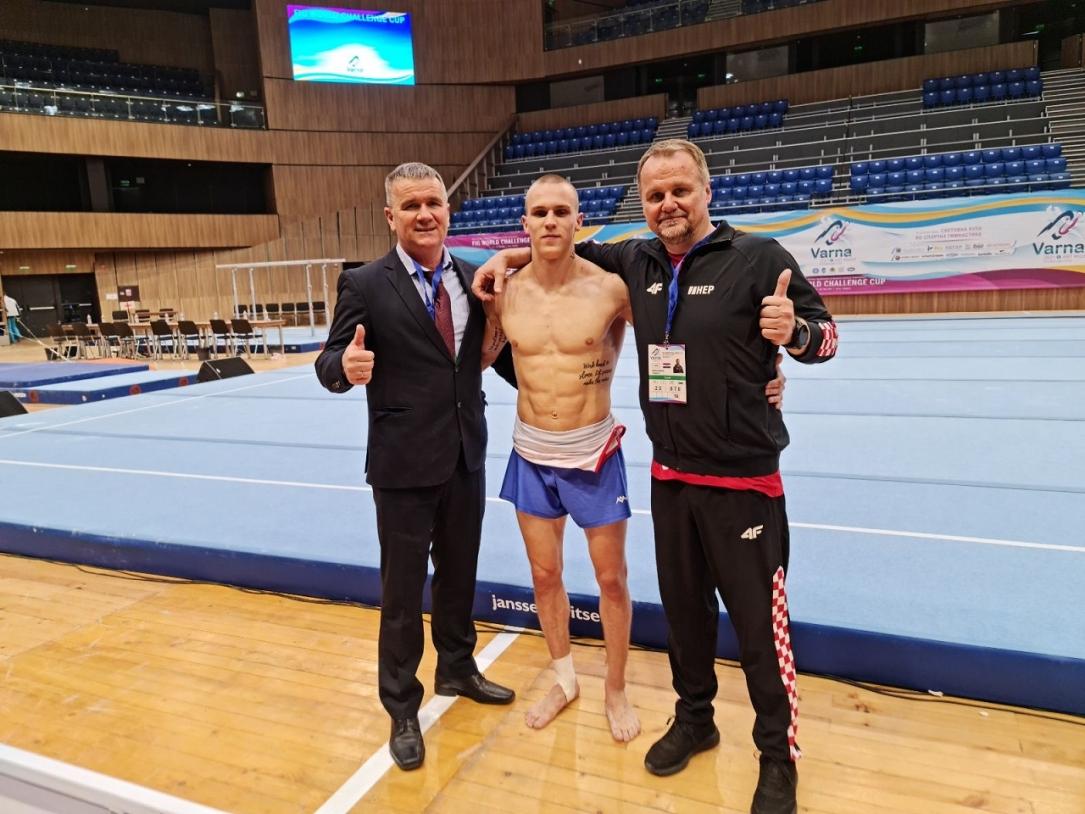 Benović i Đerek u finalu Svjetskog kupa u Varni