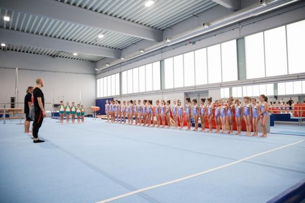 Gimnastičari pokazali vještine na klupskom natjecanju
