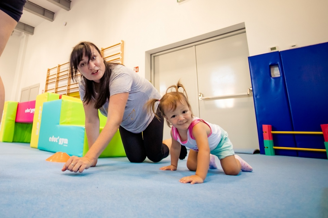 Zašto program Baby Gym?